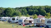 Frankfort Crystal Lake RV Resort